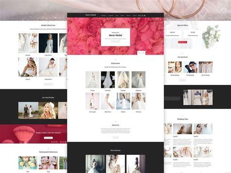 15 Best Wedding Website Examples : Get Married Right Now