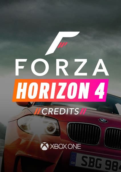 Buy Forza Horizon 4 Credits Xbox One Fast Delivery Digizani