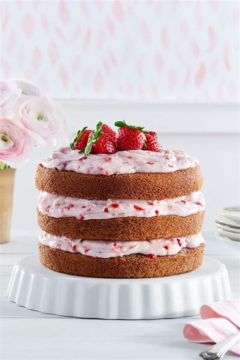 It is napolitan flavored cake (chocolate, vanilla, strawberry) with a very light raspberry mousse filling and icing. 25 Best Mothers Day Cakes - Recipe Ideas for Cakes Mom Will Love
