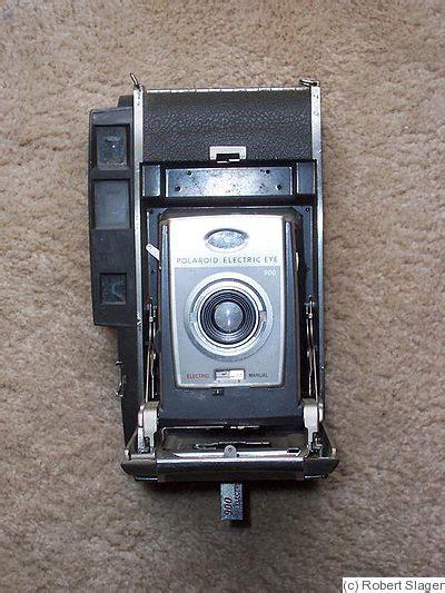 Polaroid Value Polaroid Polaroid 900 Electric Eye Price Guide Estimate