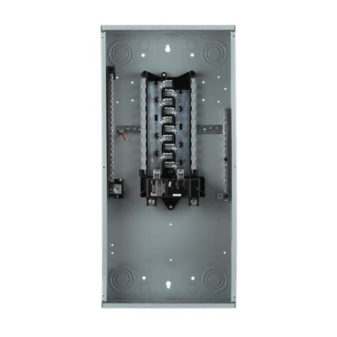 square d qo 200 40 space 40 circuit indoor breaker load center with cover qo140m200c