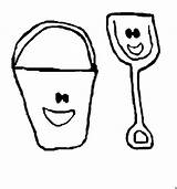 Coloring Pages Shovel Clues Blues Clipart Birthday Clip Cliparts Library sketch template