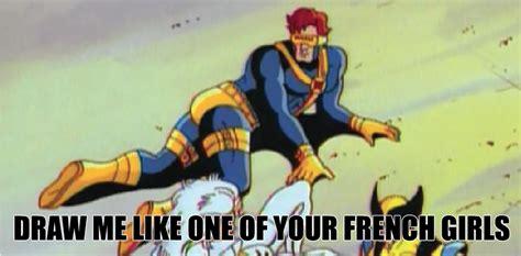 X Men Meme - 17 wolverine vs cyclops memes that are savage af