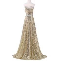 gold sequin bridesmaid dress real photo grace karin luxury sequin gold evening dresses 2016 new gold prom dress