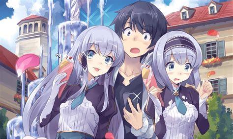 Anime Fantasy Bertema Isekai Berita Anime Terbaru Anime Isekai Wa Smartphone To Tomo