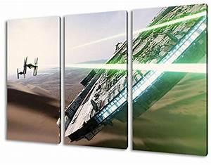 Star Wars Leinwandbild : stormtrooper star wars 3 teiliges leinwandbild 120cm x 80cm top qualit t wand bild ~ Orissabook.com Haus und Dekorationen