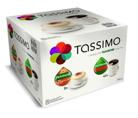 Café T Disc Emballage Variété Nabob de Tassimo   Walmart.ca