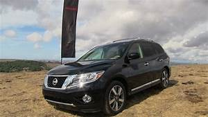 2013 Nissan Pathfinder Awd Off-road Tech Demo