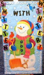 Winter Mitten Bulletin Board