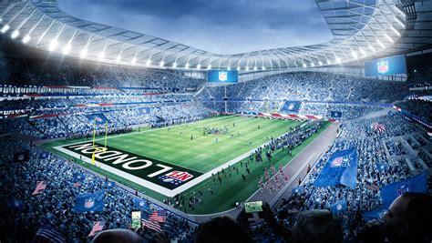 LONDON - Tottenham Hotspur Stadium / New White Hart Lane ...