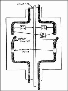 Switchboard Wiring Diagram 208  120