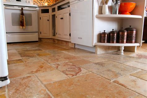 Great Kitchen Tile Floor Design  Saura V Dutt Stones