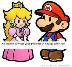 66 Best Nintend... Mario Love Quotes