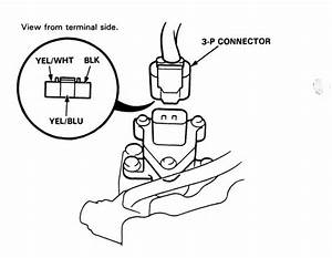 92 Acura Engine Wiring  Sensor  U0026 Connector Guide