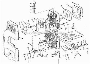 Craftsman 113244401 Parts List And Diagram