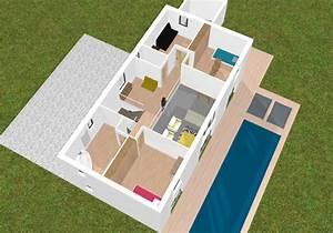logiciel pour creer une maison en 3d gratuit l39habis With logiciel plan maison 3d 19 brise soleil