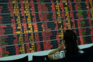 Global markets panicked by massive stock plunge in China ...