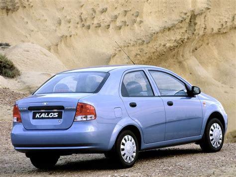 Daewoo Kalos (2003-04