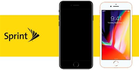 sprint iphone deals sprint offering free iphone 8 lease with iphone 7 trade in