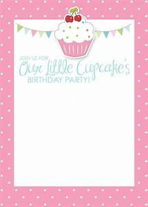Cupcake Birthday Party With Free Printables