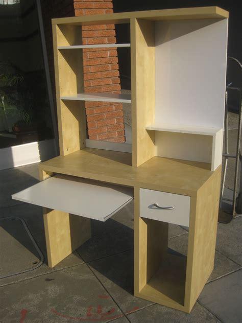 furniture modern computer desk ikea   office room