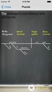 Sengram     A Sentence Diagramming App  Man  I Wish This