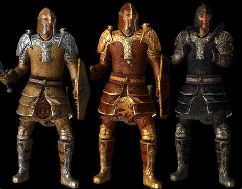 Oblivion Light Armor by Sins Expanded Light Armor Kit Fixed At Oblivion Nexus