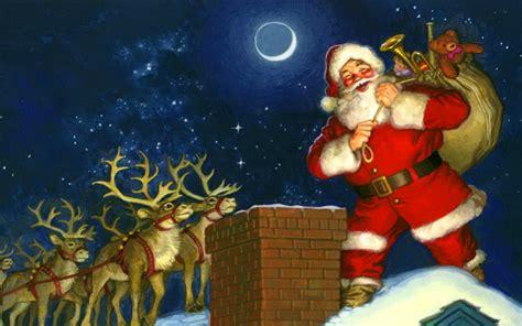 Wallpaper Santa by Santa Desktop Wallpaper 183 Wallpapertag