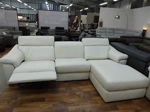 natuzzi editions sofa uk functionalitiesnet With natuzzi editions trieste iii leather sectional sofa with chaise