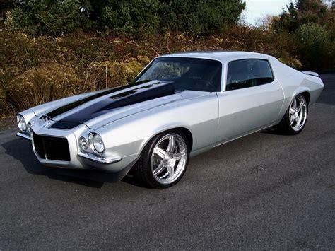 1970 Chevrolet Camaro 2 Door Custom Coupe 108753
