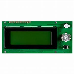 Geeetech Lcd Screen Display Lcd2004 For A10 A10m Mecreator