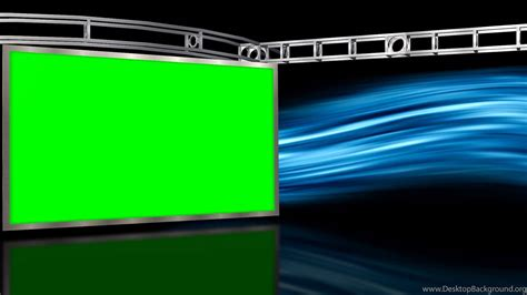 Free Green Screen Backgrounds Studio With Green Screen Wall And Motion