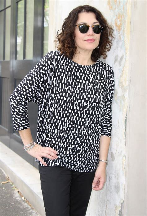 New Best New Isla Top Pattern Sew Tessuti