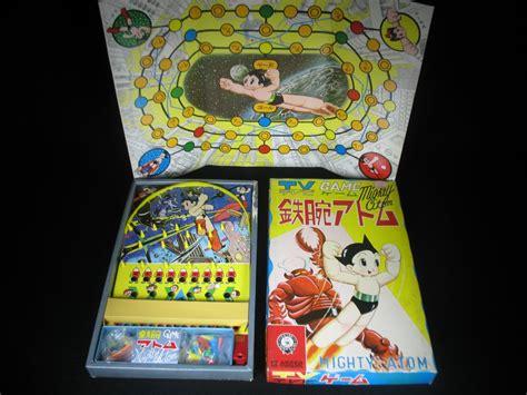 Astro Boy Board Game Koide Shinkosha Japan Mark