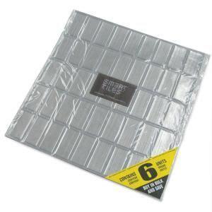 kitchen backsplash smart tiles 10 in x 10 63 in peel and