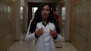 Naya in Glee, Season 3, Episode 16, 'Saturday Night Glee ...