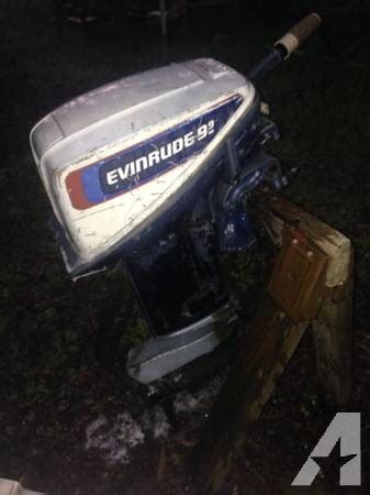 Outboard Motors For Sale New Jersey by Evinrude 9 9 Outboard Motor For Sale In View New
