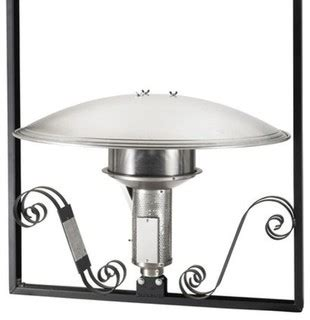 manual hanging heater gas contemporary patio heaters by shop chimney