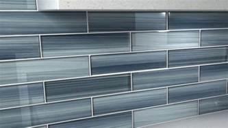 where to buy kitchen backsplash tile blue gentle grey 3x12 glass tile