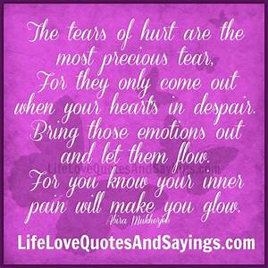 Tears Quotes About Life. QuotesGram