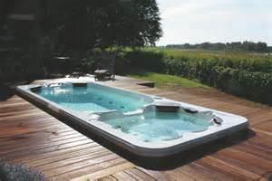 Portable Swim Spa Pools