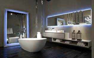bathroom accessories decorating ideas rifra luxury modern bathroom designs with light effect