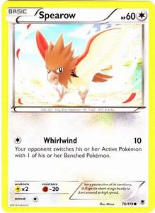 Spearow Pokemon Card Images | Pokemon Images