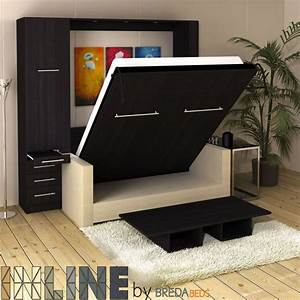 inline murphy bed with hutch and inline sofa murphy bed With inline murphy bed with sofa