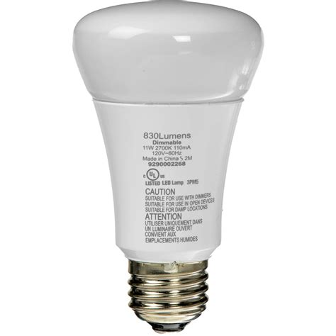 philips a19 dimmable led l philips a19 e26 11w dimmable led l