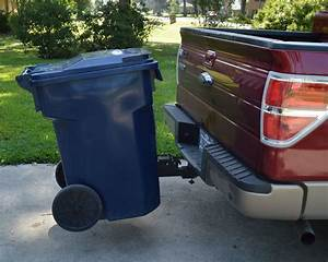 Tote, Caddy, Trash, Can, Transporter