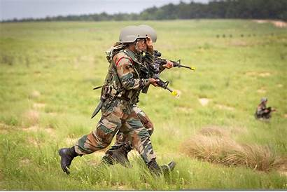 Army Indian Soldiers India Field Training Wallpapers