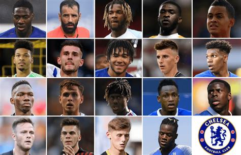 Chelsea have already loaned 31 players during this summer