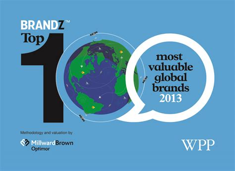 Brandz Top100 Global Brands 2013