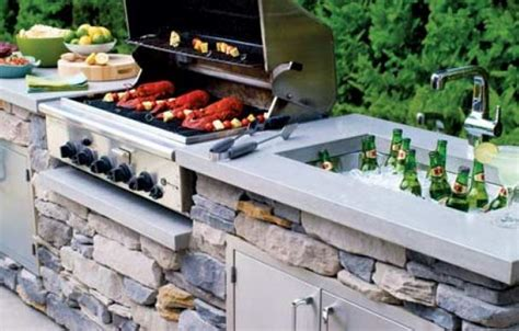 painting kitchen cabinets before after 10 smart ideas for outdoor kitchens and dining this